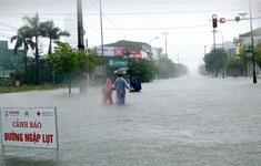 Trung Bộ mưa dông diện rộng, cảnh báo lũ quét, sạt lở đất và ngập úng từ Nghệ An đến Phú Yên