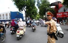 Hà Nội phân luồng giao thông phục vụ Đại hội các dân tộc thiểu số Việt Nam