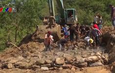 Quảng Nam: Thông đường vào xã Phước Lộc sau 25 ngày bị cô lập
