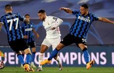 Lịch thi đấu UEFA Champions League rạng sáng ngày 26/11: Tâm điểm Inter Milan - Real Madrid