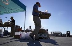 Bất chấp COVID-19, hàng triệu người dân Mỹ vẫn lên kế hoạch đi lại trong kỳ nghỉ lễ Tạ ơn