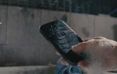 Sáng chế điện thoại kháng 99% vi khuẩn đầu tiên trên thế giới