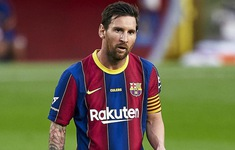 Messi không được Barcelona đăng ký cho trận gặp Dynamo Kiev