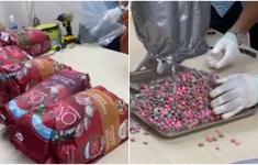 """TP.HCM: Phát hiện hơn 20kg ma túy """"đội lốt"""" lô hàng quà biếu"""
