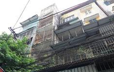 """Nhiều thủ tục đang """"trói"""" cải tạo chung cư cũ"""