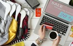 Mua sắm trực tuyến là lựa chọn của người tiêu dùng trong mùa lễ hội
