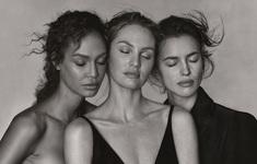 3 chân dài siêu đẹp đổ bộ Vogue cuối năm