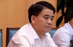 Phiên tòa xét xử cựu Chủ tịch Hà Nội Nguyễn Đức Chung diễn ra khi nào?