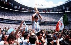 Maradona và những lời nói cuối cùng trước khi qua đời