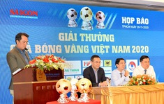 Danh sách đề cử Quả bóng vàng Việt Nam 2020: Viettel áp đảo, HAGL có 2 gương mặt