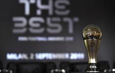 Danh sách rút gọn ứng cử viên giải thưởng FIFA The Best