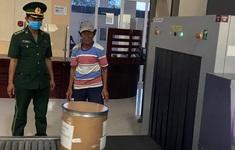 Bắt đối tượng vận chuyển hơn 20kg ma túy từ Campuchia về Việt Nam