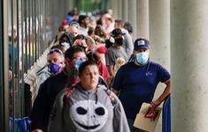 Cứ 6 người Mỹ thì 1 người phải đối mặt với tình trạng thiếu ăn