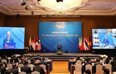 Thủ tướng: Các nước ASEAN phải tìm ra các giải pháp phòng chống tội phạm trong tình hình mới