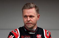 Tay đua Kevin Magnussen tìm được bến đỗ mới từ mùa giải 2021