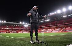 Jurgen Klopp không hài lòng về lịch thi đấu của Liverpool