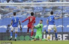 """Brighton 1-1 Liverpool: VAR lại """"ra tay"""", Liverpool chia điểm đáng tiếc"""
