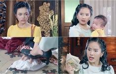 Yêu trong đau thương - Tập 36: Rợn người nhìn Hương Thảo ra tay tàn nhẫn với Lan Chi