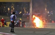 Đua xe F1: Tai nạn kinh hoàng tại Bahrain GP 2020