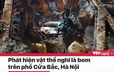 Tin nóng đầu ngày 29/11: Phong tỏa các ngả đường để xử lý quả bom ở Hà Nội