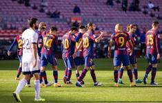 Barcelona 4-0 Osasuna: Bộ đôi Griezmann - Messi tỏa sáng!