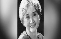 Vĩnh biệt NSND Trần Thị Tuyết - Nữ nghệ sĩ ngâm thơ Bác Hồ nhiều nhất