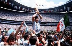 Mở rộng điều tra về sự ra đi của Diego Maradona