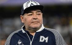 Tiết lộ gây sốc về cái chết của Maradona
