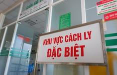 Chiều 1/12: Thêm 4 ca mắc COVID-19 mới, Việt Nam có tổng cộng 1.351 ca