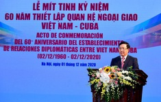 Việt Nam - Cuba: Mối quan hệ rất hiếm có trong lịch sử quan hệ quốc tế