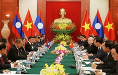 Điện mừng kỷ niệm 45 năm Quốc khánh nước CHDCND Lào