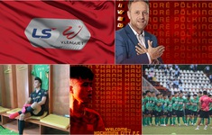 TRỰC TIẾP Chuyển nhượng V.League 2021 ngày 1/12: CLB TP Hồ Chí Minh chính thức công bố tân HLV, DNH Nam Định thử việc thủ môn tài năng của Sông Lam Nghệ An