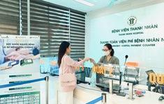 Hợp tác triển khai thanh toán không dùng tiền mặt tại bệnh viện