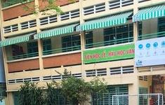 Kết quả xét nghiệm của 4 cô giáo tiếp xúc BN1347 khiến 2 trường học tạm đóng cửa