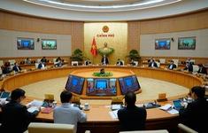 Hôm nay (2/12), Chính phủ họp phiên thường kỳ tháng 11/2020