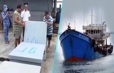 Tạm giữ tàu chở hơn 210.000 lít dầu DO không rõ nguồn gốc