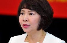 Đề nghị gia đình động viên bà Hồ Thị Kim Thoa sớm về nước trình diện