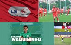 TRỰC TIẾP Chuyển nhượng V.League 2021 ngày 02/12: CLB Sài Gòn chiêu mộ tuyển thủ U22 Việt Nam, CLB TP Hồ Chí Minh đón ngoại binh Brazil
