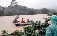 Vụ du khách bị lũ cuốn trôi tại Lâm Đồng: Đã tìm thấy thi thể cuối cùng