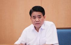 """Sức khỏe ông Nguyễn Đức Chung """"bình thường"""""""