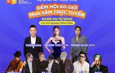 """Đón xem trực tiếp Sự kiện khởi động """"60 giờ mua sắm trực tuyến Việt Nam"""" trên ứng dụng VTVGo"""