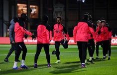 Liverpool thi đấu mà chẳng có thời gian tập luyện