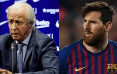 Sếp lớn Barcelona tiếc vì không bán Messi