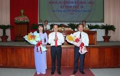 Hậu Giang bầu bổ sung 2 Phó Chủ tịch UBND tỉnh