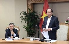 Bộ trưởng Mai Tiến Dũng: Không để nợ đọng văn bản, đề án sang Chính phủ khóa mới