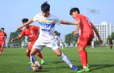 Xác định 8 đội bóng vào tứ kết VCK U17 Cúp Quốc gia