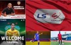 TRỰC TIẾP Chuyển nhượng V.League 2021 ngày 3/12: Hoàng Anh Gia Lai chiêu mộ tài năng trẻ, Claudecir về Hồng Lĩnh Hà Tĩnh