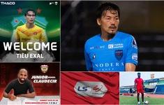 TRỰC TIẾP Chuyển nhượng V.League 2021 ngày 3/12: CLB Sài Gòn chiêu mộ cựu tuyển thủ ĐTQG Nhật Bản, Claudecir về Hồng Lĩnh Hà Tĩnh