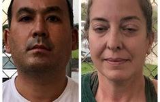 Truy tố cặp đôi biết mình mắc COVID-19 vẫn lên máy bay