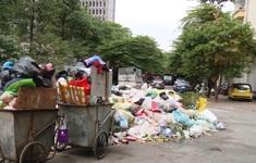 Thu thập thông tin về biểu hiện tiêu cực trong xử lý rác tại Hà Nội